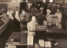 Carters Grocery, circa 1930